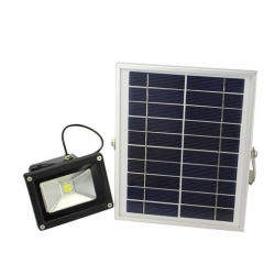Hooree SL-310A-1 5W LED Solar Flood Light + Constant Light + Light Control